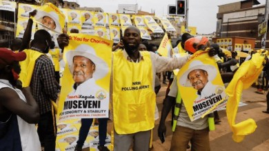Photo of Ugandan government accuses US of 'meddling in elections'