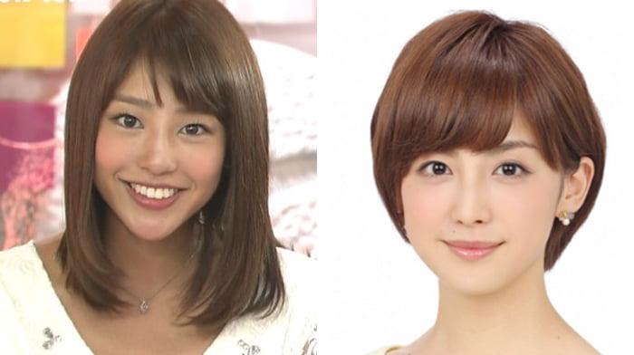 【画像】岡副麻希&宮司愛海アナが居眠り?理由は?めざましテレビの2人に共通点!