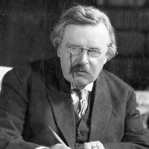 Read more about the article Gilbert K. Chesterton