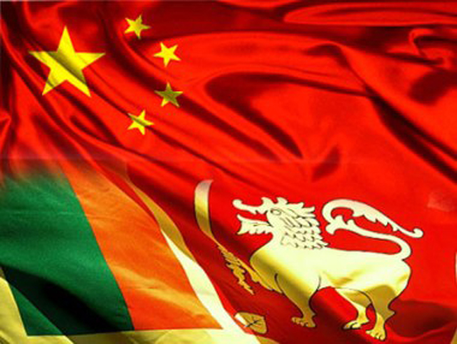 Image result for Sri Lanka and China