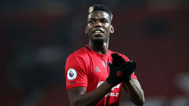Burnley vs Man United: Pogba named Man of Match after EPL 1-0 win