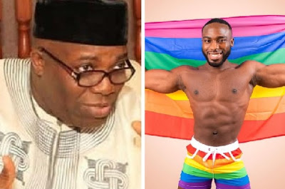 Doyin Okupe kicks against son being gay, says it's a battle