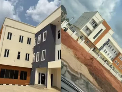 Footballer, Emenike builds state of the art hospital in his hometown [photos]