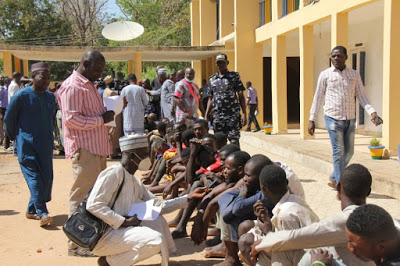 Police arrest s.e.x party organisers in Bauchi state
