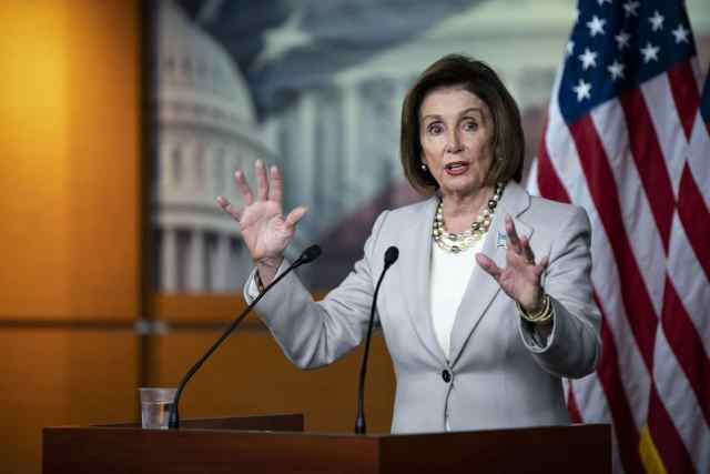 US crisis: Nancy Pelosi takes next steps to remove Trump despite Mike Pence's warning