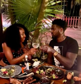 'Without her my life won't be perfect', Again, Teebillz gushes over his new woman