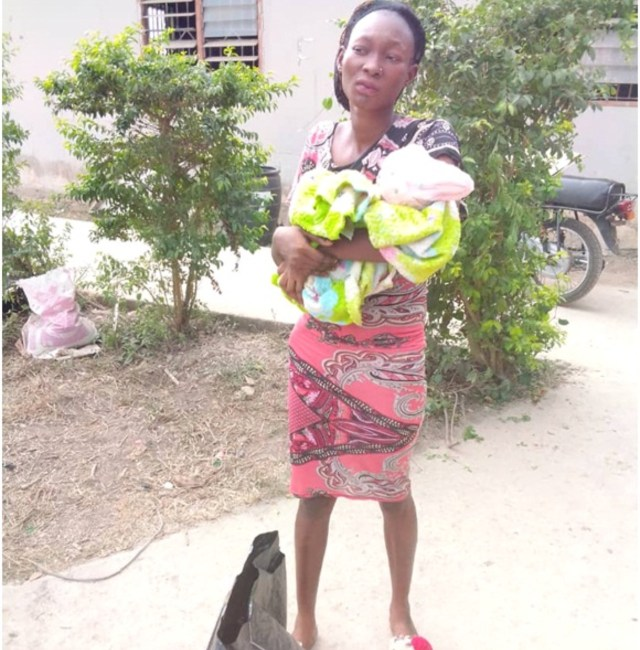Woman sells day-old baby for N10,000 to Pastor in Ondo