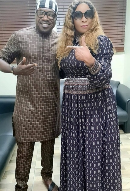 Actress, Tricia Eseigbe shares how singer, Zaaki Azzay told her not to buy a G-Wagon