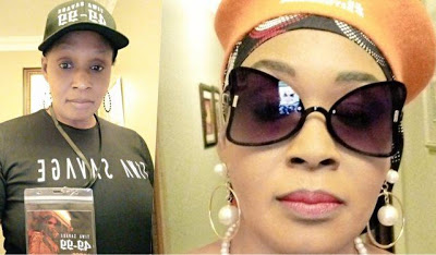 Ahead of #OccupyLekkiTollGate, Kemi Olunloyo declares she can't walk for now