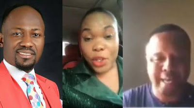 Apostle Suleman sues Pastor Davids for N5bn over alleged libel