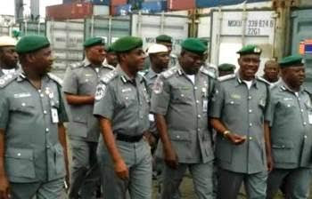 Boko Haram reportedly abducts three Nigerian customs officers