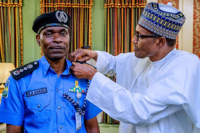 Buhari extends IGP Adamu's tenure by 3 months to give room for proper selection of successor