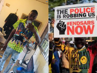 #FreeEromz! Man cries out after his brother who allegedly took part in the last #EndSARs protest remains in prison