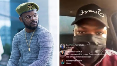 Government does not want peace – Falz reacts to arrests
