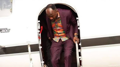 I bought my third jet during COVID… prayed pandemic doesn't end — Apostle Suleman