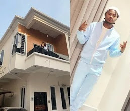 I had N23k in my account in 2019 when I left my record label, Oladips says has he acquires Lekki home