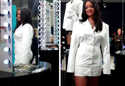 LVMH and Rihanna agree to pause her fashion line, Fenty