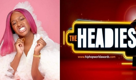 """""""No be your mate dey collect award"""" – Man drags DJ Cuppy over Headies Award"""