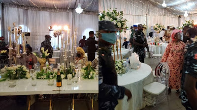 Police storm Lagos expensive party, sends away guests, arrest organizers [photos]