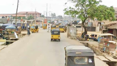 Tricycle rider commits suicide on Lagos football pitch