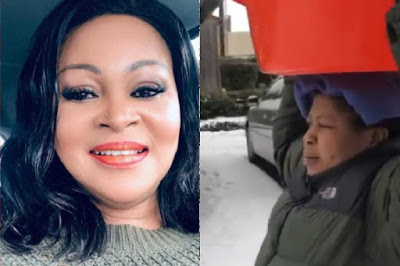 """""""We are going through hell in America"""" – Bukky Wright laments"""