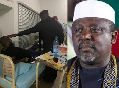 Okorocha's son-in-law shot during brawl over seized property to be flown abroad