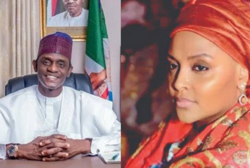 Yobe Governor secretly marries Abacha's daughter as 4th wife