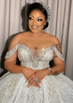 Actress Tayo Sobola reveals why she married her boyfriend of 7 years secretly