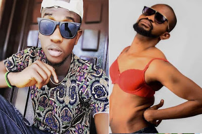 Chef Ayomide blasts Maduagwu for lying about being gay