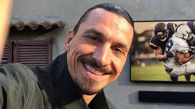 Ibrahimovic to make acting debut in new Asterix film