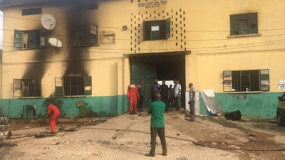 Owerri jailbreak: NCoS prepares to publish names, photos of fleeing inmates