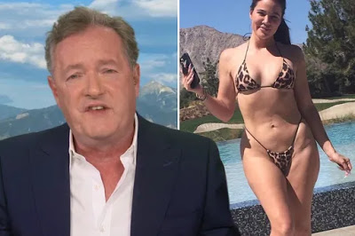 Piers Morgan slams Khloe Kardashian for 'blowing scam' after leaked unedited photo