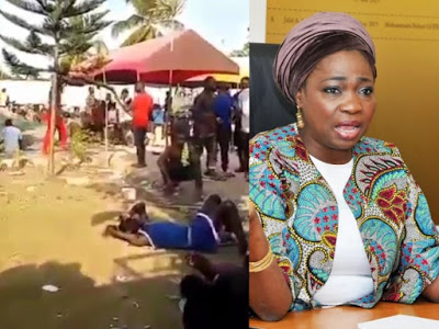 FG reacts as Ghana arrests, humiliates over 500 Nigerians