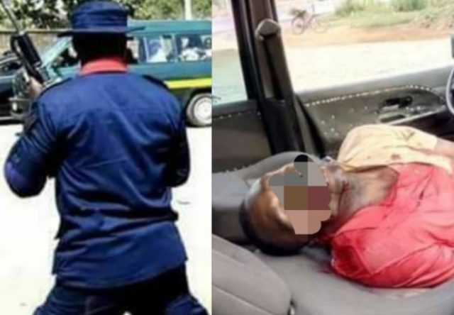 NSCDC officer kills commercial bus driver in Rivers State
