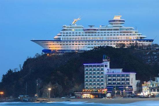 Sun Cruise in Jungdongjin