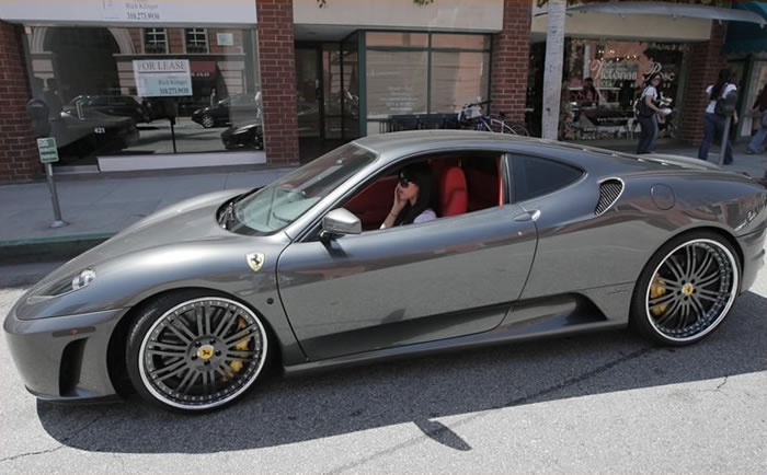 Top 10 Most Expensive Sports Cars Owned By Celebrities 1