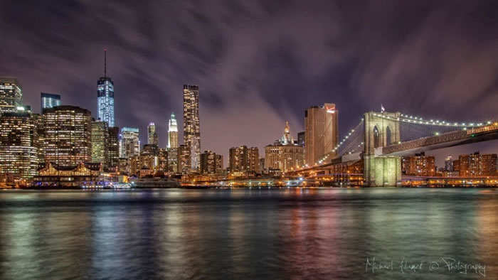 Most Amazing New York Stock Photos Taken At Night