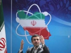 Iranian president Ahmadi Nijad speaks during a press conference (File Photo) AFP Photo