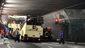Seven people were killed in a bus crash near Hurghada. (AFP/ File Photo/ Sebastien Feva)