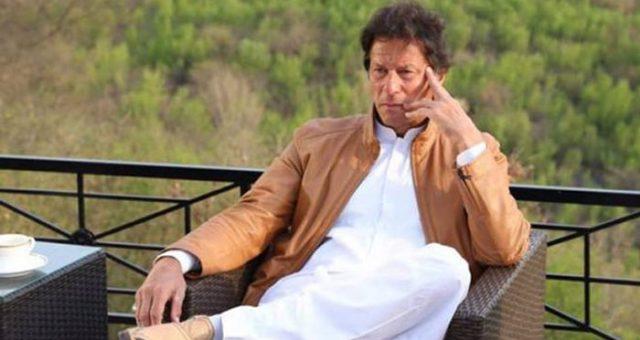 عائشہ گلالئی نے مجھ پر الزام لگانے کے پیسے لیے، عمران خان