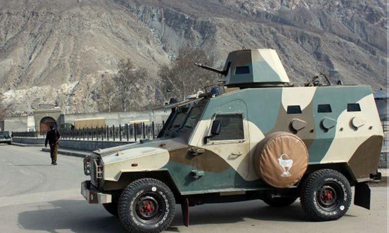 گلگت میں دہشتگردوں کاحملہ، 3 پولیس اہکار شہید، 2 حملہ آور جہنم واصل