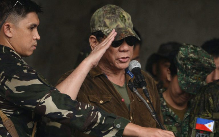 Philippine troops abused rights in Marawi battle