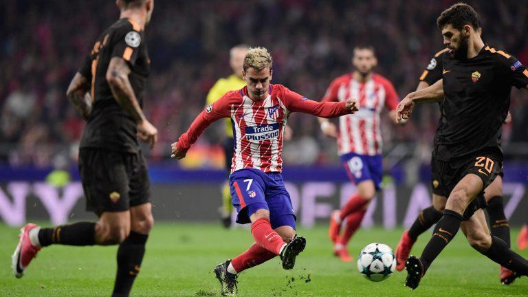 Griezmann stunner keeps Athletico alive