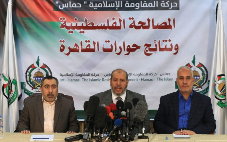 Hamas rejects disarmament talk ahead of reconciliation deadline
