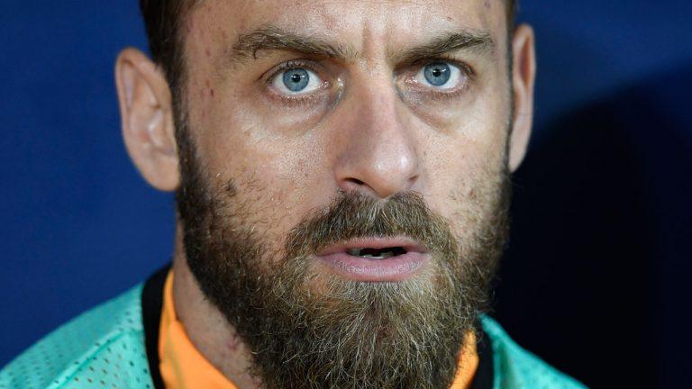 Roma skipper De Rossi gets two-match ban