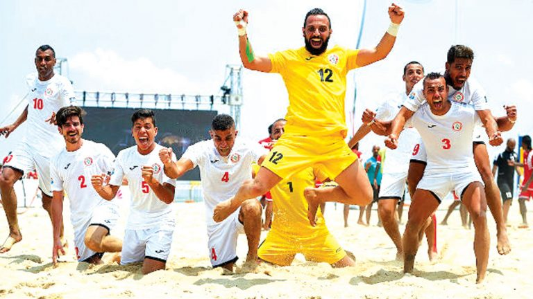 Lebanon wants to be fourth time lucky