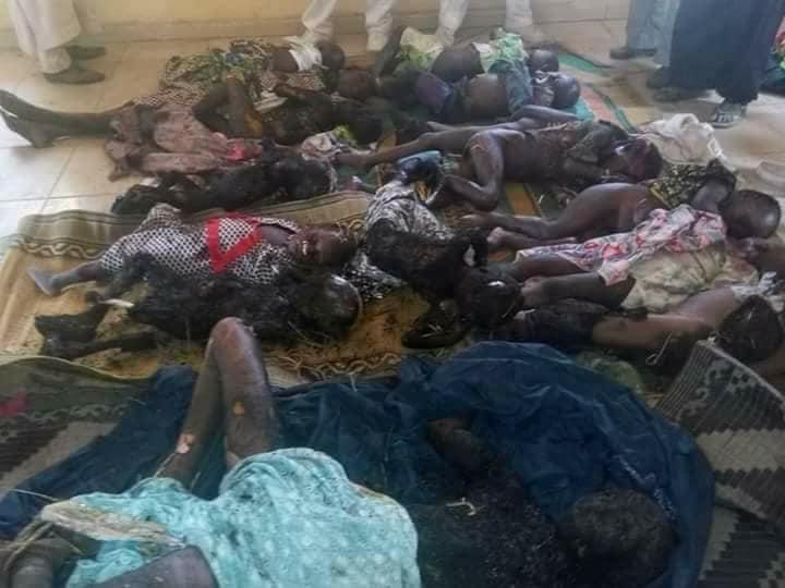 Scores feared killed in Taraba as suspected Bachama militia attack Fulani
