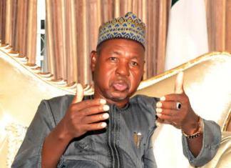 Gov. Aminu Bello Masari of Katsina State