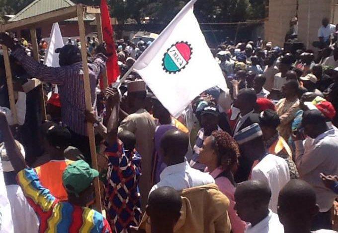 NLC shut down Kaduna over teachers' sack