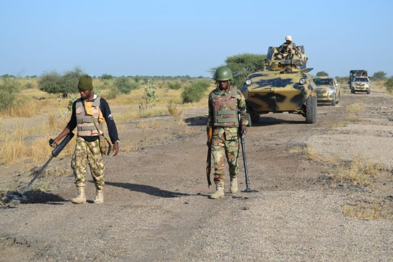 Nigerian Army, police arrest 6 robbery, kidnap suspects in Kogi